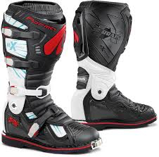 motocross boots forma terrain tx cross boot motorcycle mx boots black white