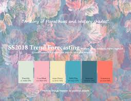 watery color 15 best trend ss2018 fashion images on pinterest colors spring