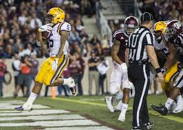 lsu embarrasses aggies on thanksgiving houston chronicle