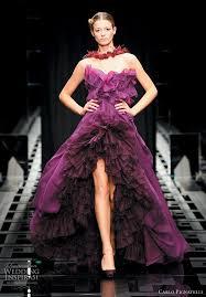 Purple Wedding Dresses Plum Purple Wedding Dresses Wedding Dress Shops