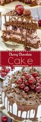 cherry chocolate cake recipe from yummiest food cookbook