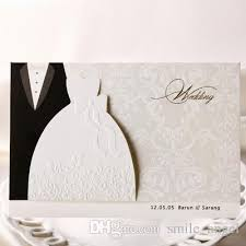 bridal card 2018 hot sale wedding invitation cards wishmade bridal and groom