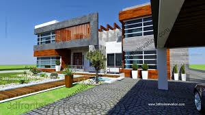 House Elevation by Beautiful 2 Kanal House Plan 3d Front Elevation House