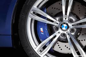 new m brake caliper blue