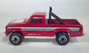 Dodge Dakota Truck 2015 - diecast toy pickup truck scale models