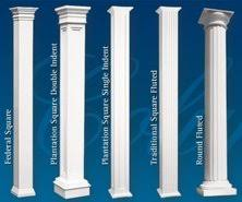north alabama vinyl specialists porch columns athens al