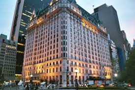 plaza hotel at 1 central park south in central park south sales