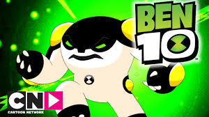 ben ben 10 bala de canhão cartoon network youtube