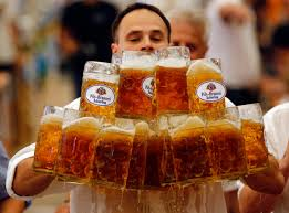 germany u0027s oliver struempfel smashes beer carrying record nbc news