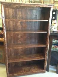 Bookcase Maple Bookcase In Natural Finish On Wormy Maple Our Store Pinterest
