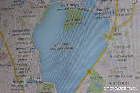 Google Map India by Google Maps Is Now Available In Hindi Android Central