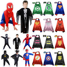 el zorro halloween costumes kids costume superhero cosplay cape mask fancy dress