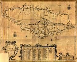 Map Of Kingston Jamaica Invasion Of Jamaica Wikipedia