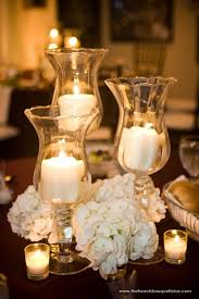 Hydrangea Centerpieces Hydrangeas And Candles We Can Do This Party And Catering