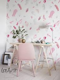 Pink Removable Wallpaper by Colorful Marble Rocks Wallpaper Pink And White Wallpaper