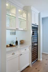 white kitchen cabinets with glass cup pulls see through kitchen cabinets contemporary kitchen