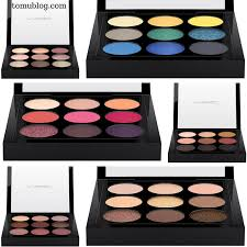 mac introduces six new x 9 palettes for spring 2017 limited