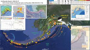Earthquake Map Usgs Earthquakes Earthjay Science