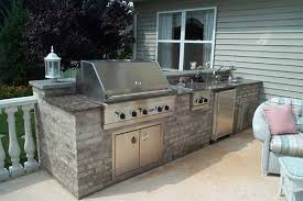 Simple Outdoor Kitchen Designs Kitchen Contempory Outdoor Kitchen Decorating Design 10