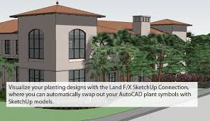 land f x sketchup extension warehouse