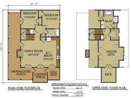 Best Lake House Plans Pictures On Small Lake House Floor Plans Free Home Designs