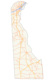 Future Interstate Highways Wikipedia Delaware State Route System Wikipedia