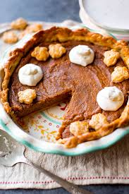 sweet potatoes recipes for thanksgiving brown sugar sweet potato pie sallys baking addiction