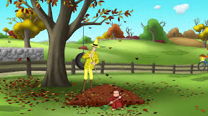 curious george a halloween boo fest trailer youtube