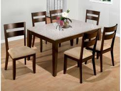 Granite Top Dining Table Set - nice dining table granite top adorable dining room design planning