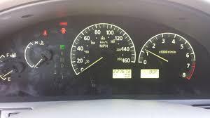 infiniti dashboard warning lights repair infiniti i35 instrument cluster light gauges went black