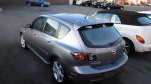 mazda 3 review 2006 mazda 3 2 3 s hatchback walkaround youtube