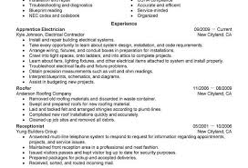 journeyman electrician resume exles brilliant journeyman electrician resumes for industrial resume