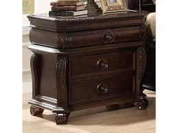home insights hillsboro night stand w 3 drawers great american