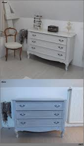 Commode Blanc Brillant by