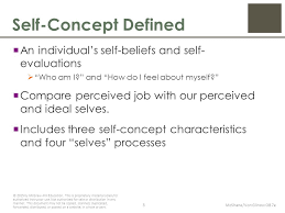 Define Selves - perceiving ourselves and others in organizations ppt video