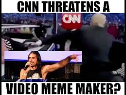 That Would Be Great Meme Maker - cnn threatens reddit user for trump wrestling video has the great