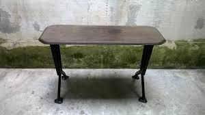 Runder Schreibtisch Kleiner Vintage Arco Schreibtisch Von Bbpr Für Olivetti Bei Pamono