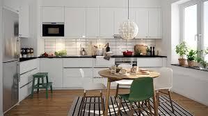 cuisine style nordique impressionnant decoration cuisine nordique ensemble architecture
