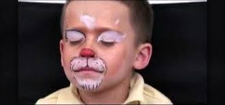 funny face makeup for red nose day makeup vidalondon