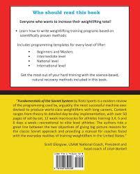 fundamentals of the soviet system the soviet weightlifting system
