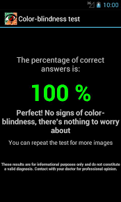 Percentage Of People That Are Color Blind Color Blindness Test Android Apps On Google Play