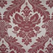 Red And Gold Damask Curtains Damask Fabric Damask Upholstery Fabric Damask Curtain Fabric
