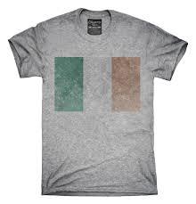 Flag Of Ireland Retro Vintage Ireland Flag T Shirt Hoodie Tank Top U2013 Chummy Tees