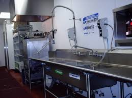 Commercial Restaurant Sinks  Befon For - Restaurant kitchen sinks