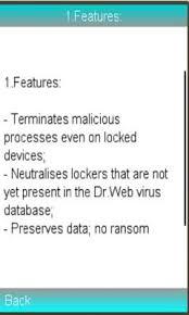 anti virus dr web light free java antivirus dr web light scan app download