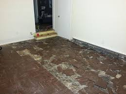 Laminate Flooring Over Asbestos Tile Bad Renovations The Den