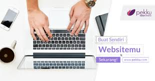 cara membuat website kantor build free website free website builder pekku instant website