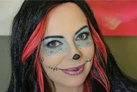 Halloween Monster High Makeup by Skelita Calaveras Makeup Monster High Maquillaje Youtube