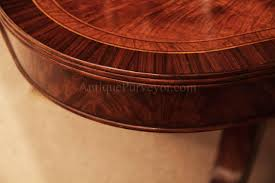 flame mahogany dining table for seating 8 14 people 12 foot table