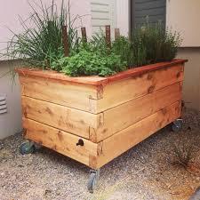 25 unique raised garden planters ideas on pinterest garden